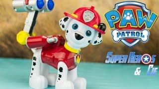 Paw Patrol Marshall Jumbo Figure Pat Patrouille Figurine Géante Marcus #français 4k #Juguetes #jouet