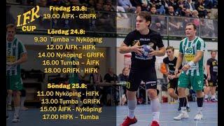 IFK Cup | IFK Nyköping - GrIFK, 24.8.2019