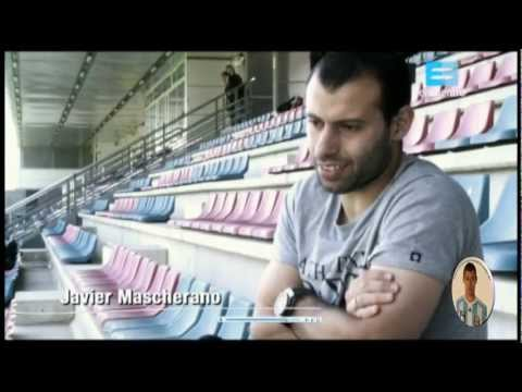 Javier Mascherano Documental Completo canal encuentro