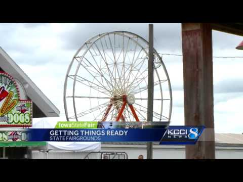 KCCI employees reveal surprising State Fair food favorites