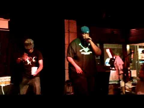 Cannibal Ox - Gotham (Ox City) - Live 2013 Tampa, FL