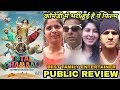 Total Dhamaal Movie PUBLIC Review | Best Family Entertainer | Total Dhamaal Public Review