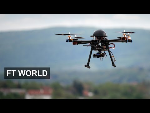 Drones to the rescue  | FT World