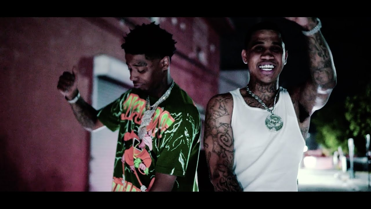 Hotboy Wes - Free Smoke (feat. Big Scarr) [Official Music Video]
