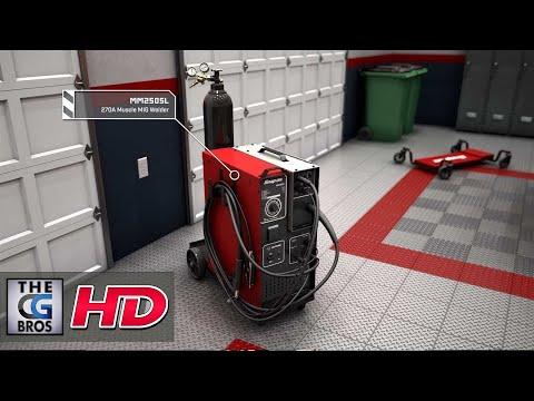"CGI 3D Animated Promo ""Classic Dream Garage"" - by Midcoast Studio"