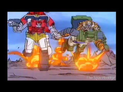 Transformers Pretenders Toy Commercials Adverts Best Quality from master tape