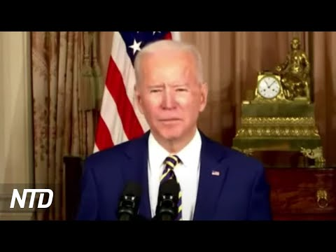LIVE: Biden Delivers Remarks at State Department (Feb. 4) | NTD