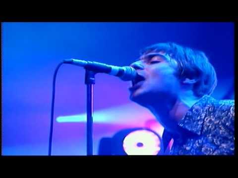 Oasis - Champagne Supernova (live) 1995 [HD]