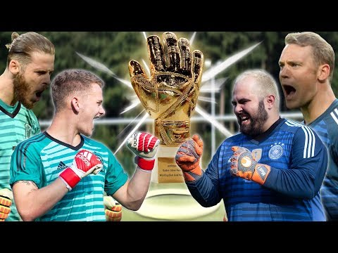 Neuer vs. De Gea: DAS Torwart Battle ft. PMTV