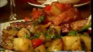 Easy Hungarian Recipes : Hungarian Potato & Parsley Recipe