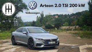 TEST Volkswagen Arteon 2.0 TSI AWD (200 kW) CZ/SK