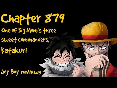 The Power of Mochi!!! || One Piece Chapter 879 FIRST REACTION