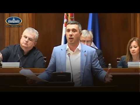 Bosko Obradovic (MP Serbia) On LGBT Rights: Where Are The Rights Of The Majority? FULL VERSION