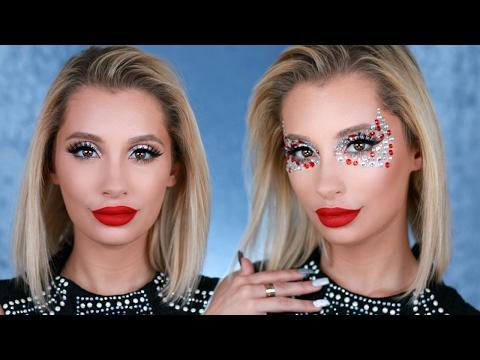 Lady Gaga Super Bowl Makeup Tutorial | Nicol Concilio