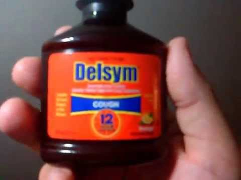 whats the ingredients? Delsym Coff Syrup