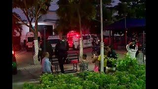Amotinamiento en cárcel de Barranquilla deja más de diez heridos – Noticias Caracol