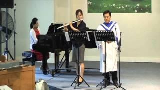 2015년 7월12일 /  2부 봉헌 특송 / 이 재인 장로