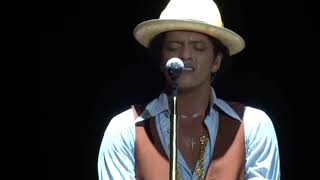 Bruno Mars - Show Me & Our First Time - Live Sheffield ||12 october 2013||
