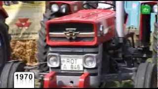 Massey Ferguson Dreipunkt-Regelhydraulik - ein Meilenstein der Landtechnik