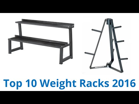 10 Best Weight Racks 2016