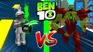 Roblox Ben 10 VS Vilgax Roblox Ben 10 Arrival of Aliens