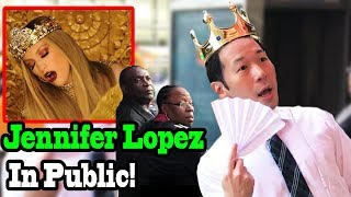JLO (Jennifer Lopez) - BEST OF (Al Anillo, Dinero, On the Floor, Booty, more) - SINGING IN PUBLIC!!
