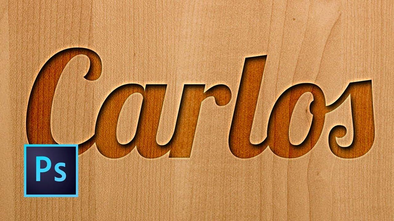 23 fuentes de madera para descargar - Blog de Diseño Web ...