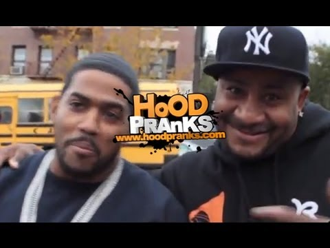 Hood Pranks: Porn Star  Brian Pumper Gets Arrested for Rape! HoodPranks.com