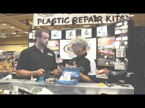 Street Vibrations 2012 Plastex Plastic Repair Kit Interview Billy Carmen Small Brand Nation