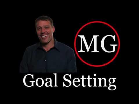 Tony Robbins | Goal Setting 2018 | Must Watch