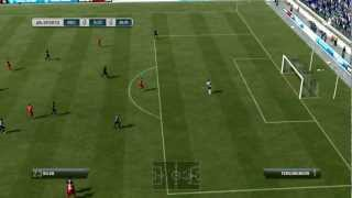 FIFA 12 | TPL Patch| BEC Tero VS Buriram United