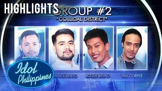 Meet the Collidal District | Theater Round | Idol Philippines 2019