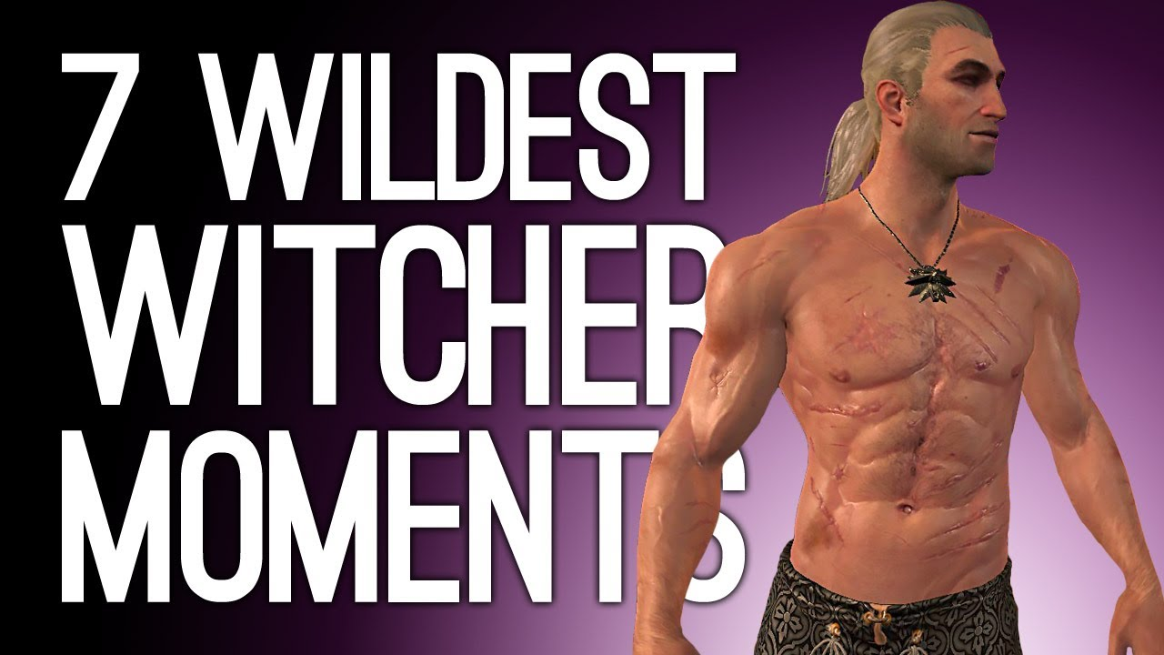 7 Weirdest Witcher Moments They'll Never Put in the Netflix Show: Commenter Edition thumbnail