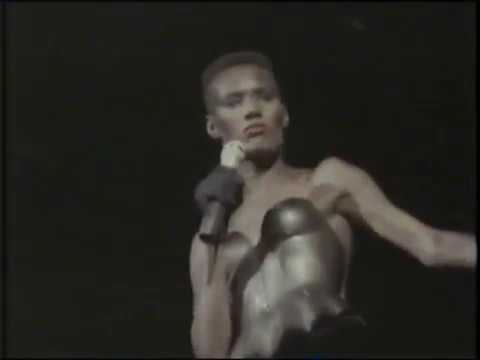 I need a man by grace jones