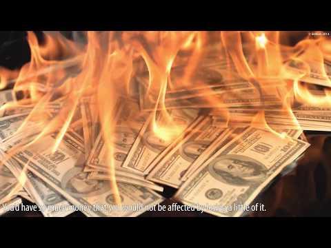 British English Idiom Money to Burn - Learn English