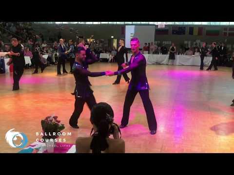 European Same Sex Championship Berlin 2017 - Jive, Michael Litke & Sergio Brilhante