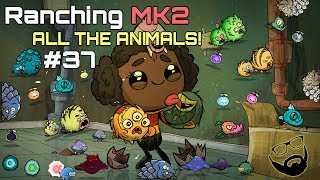 Oxygen Not Included - RANCHING (MK2) - POWER, OXYGEN, PLASTIC! #37