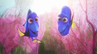 В поисках Дори | Русский Трейлер (2016)  Finding Dory HD