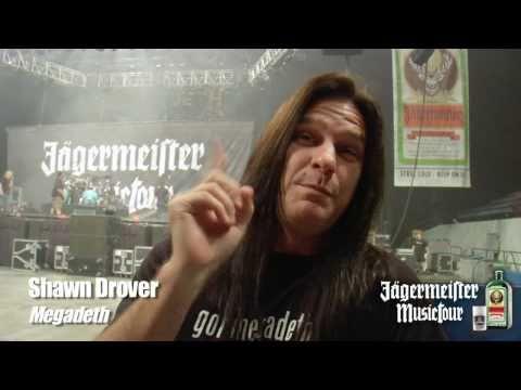 Megadeth - Slayer, Anthrax and Jägermeister Thumbnail image