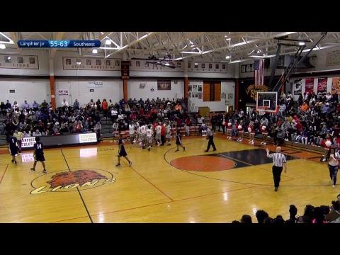Boys Basketball Lanphier - Southeast JV