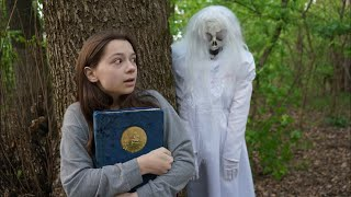 White lady in real life! Nepeta Horror