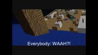 Sinking Ship - Minecraft Animation