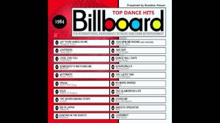 Billboard Top Dance Hits - 1984