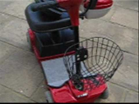 Portable Electric Mobility Scooter - For Sale on Ebay (UK),