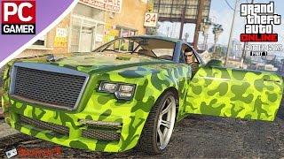 تعرف على التحديث الجديد في لعبة حرامى السيارات Grand Theft Auto V PC 2015