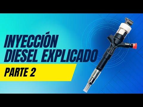 Curso de Mecánica Diesel : Common Rail Denso Parte  1
