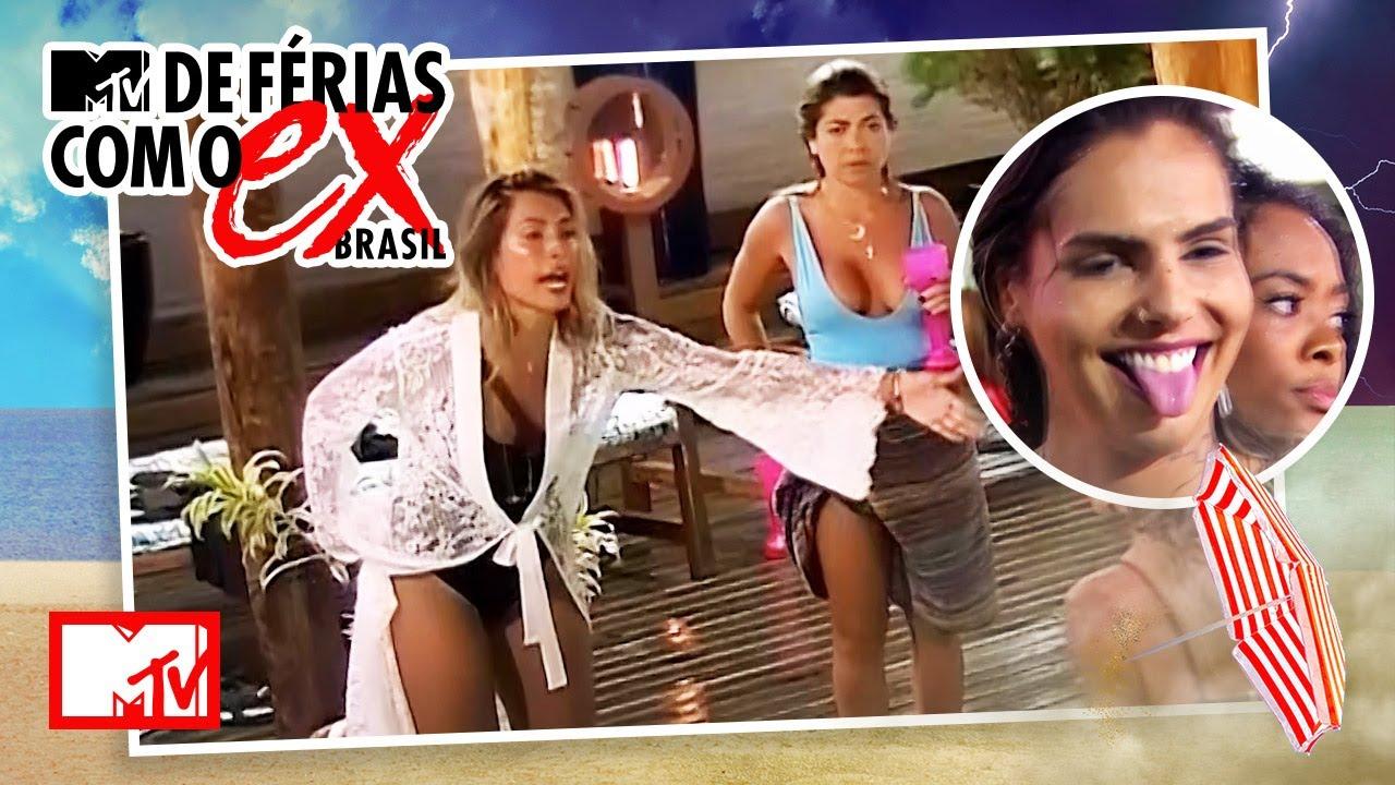 Scarlat X Rebecca: ROUND 2 | MTV De Férias Com O Ex Brasil T6
