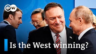 Pompeo, Macron present opposing visions at MSC 2020   DW News