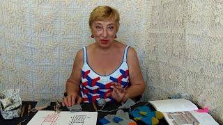 Вязание крючком для детей от О.С. Литвиной. Носочки детские.
