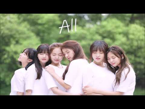"""How Would Gfriend Sing  """"To Reach You""""  From Produce 48"""